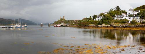kyleakin - scotland - chrono 573 windmill gard landscape