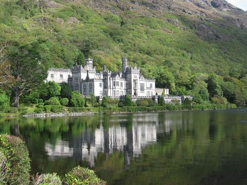kylemore abbey monastery county galway