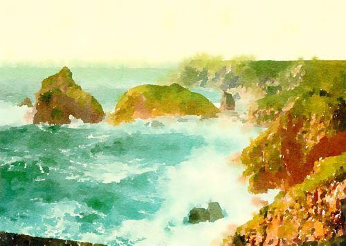 Kynance Cornwall