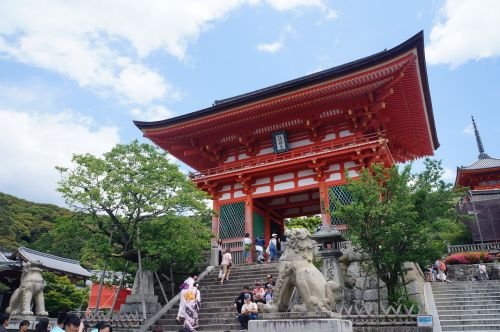 kyoto sightseeing temple