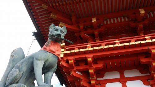 kyoto this one shrine