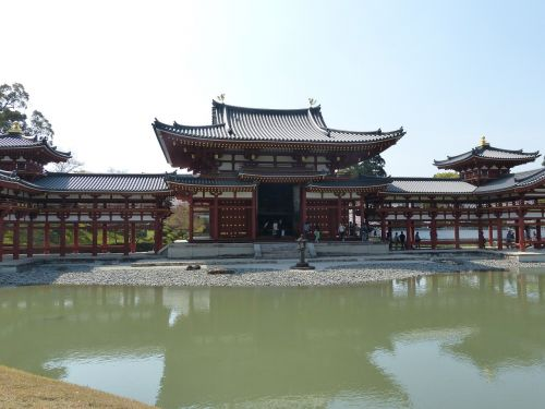kyoto byodoin temple temples and shrines