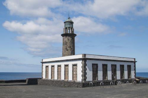 old lighthouse la palma salinas