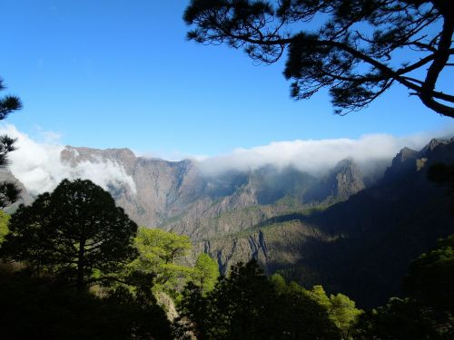 la palma nature canary islands