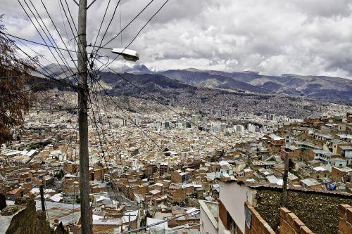 la paz bolivia south america