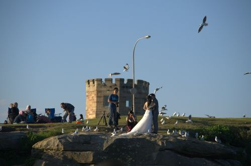 la perouse new south wales wedding