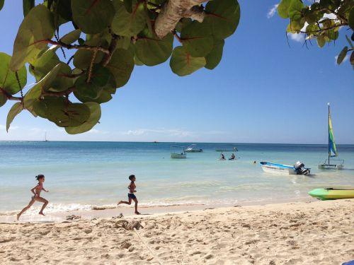 la romana beach caribbean