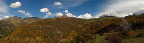 la sal mountains landscape scenic