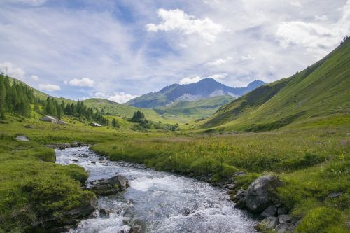 la thuile aosta valley alps