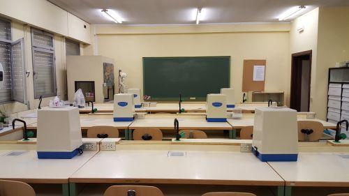 lab classroom school