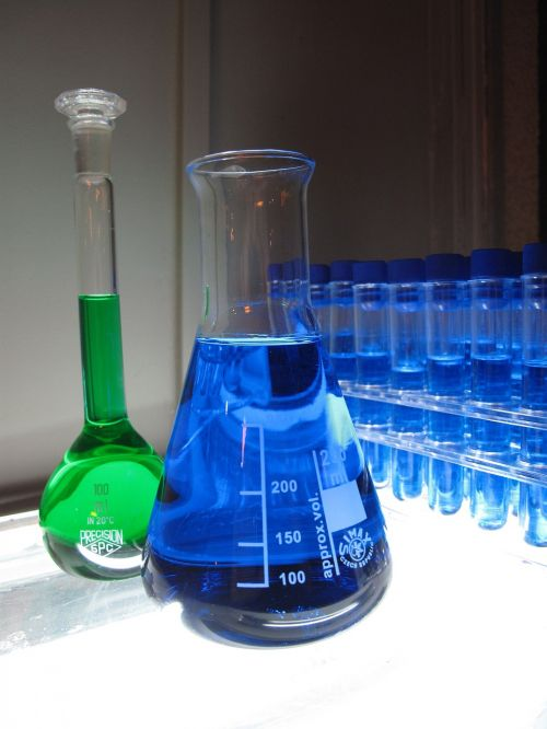 lab chemistry research