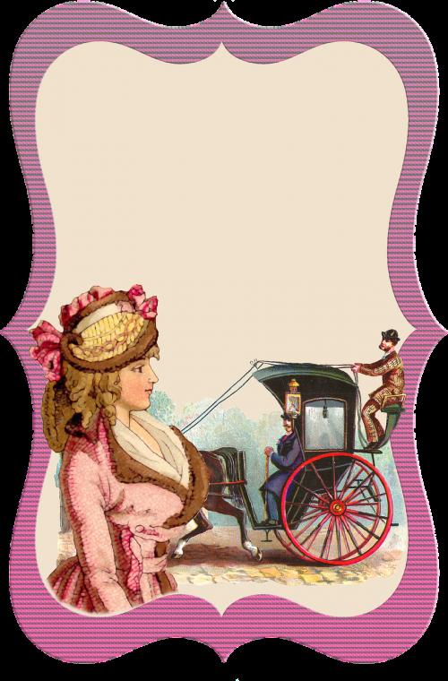 label lady vintage