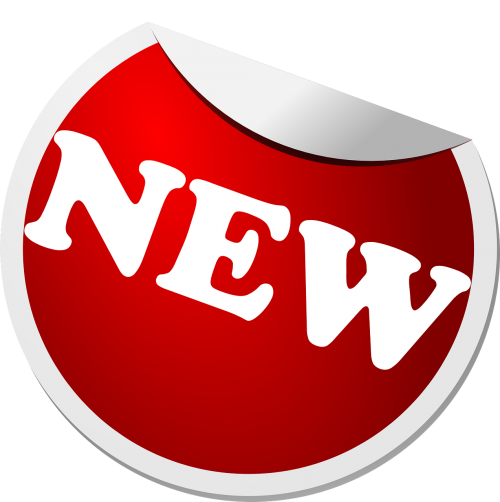 label new red