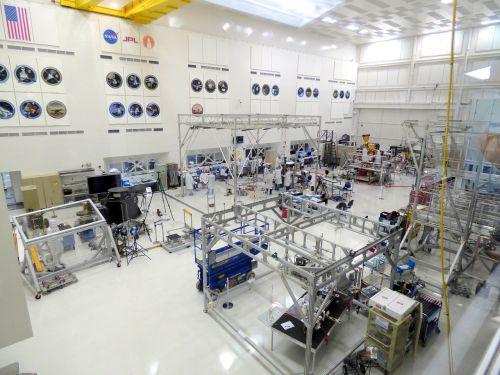 laboratory nasa jpl