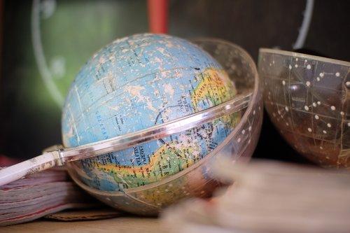 laboratory  globe  school