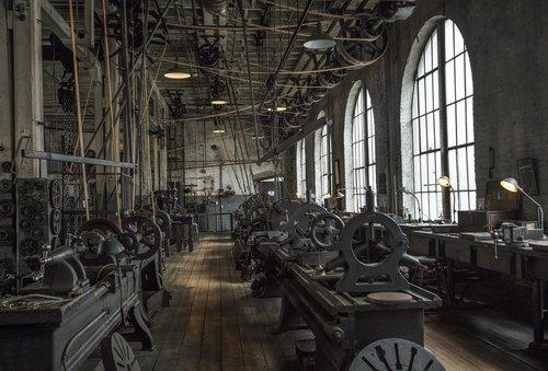 laboratory  vintage  historic