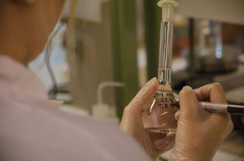 laboratory in vitro test