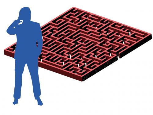 labyrinth problem perplexity