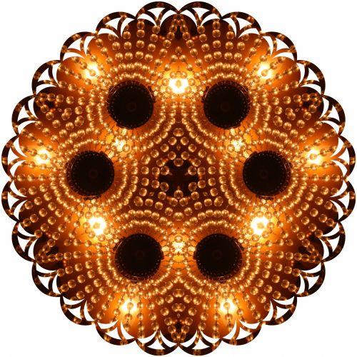 Lace Kaleidoscope