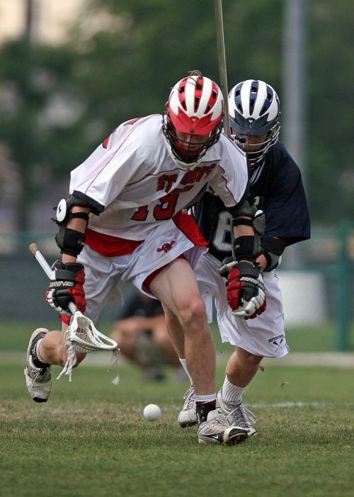 lacrosse high school game