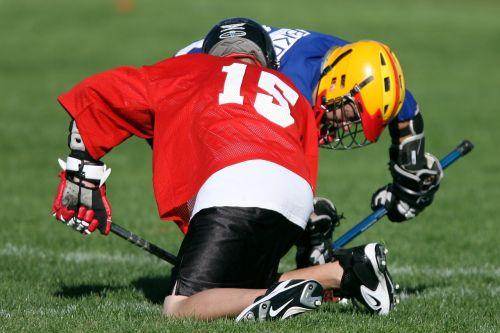 lacrosse competition stick