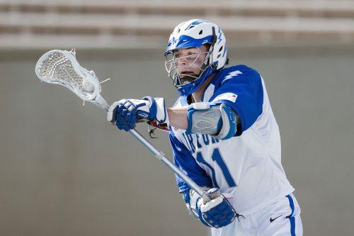 lacrosse player sport