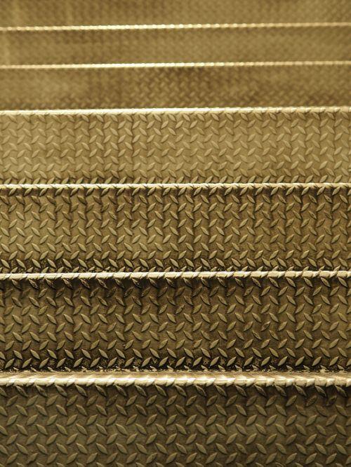 ladder steel floor mat