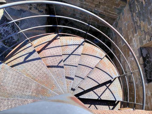 ladder snail metal