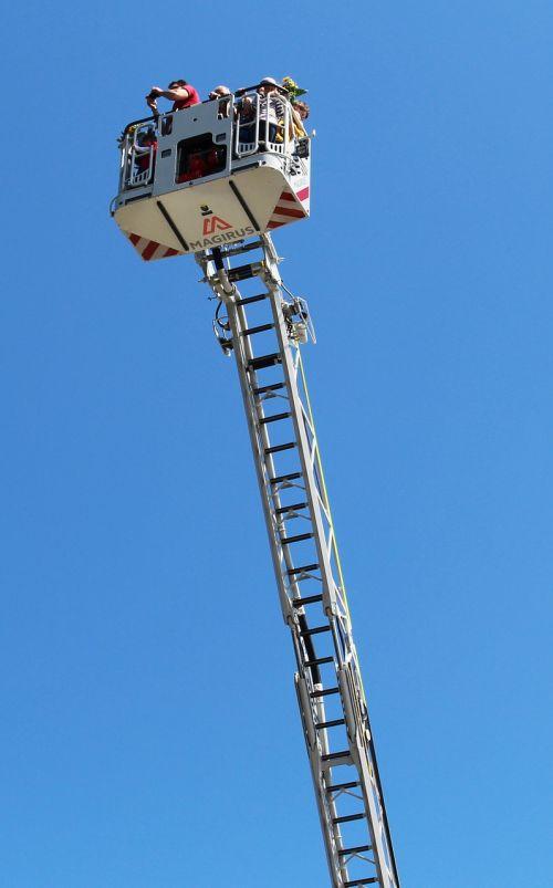 ladder fire extendable ladder