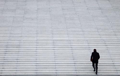 ladder loneliness walk