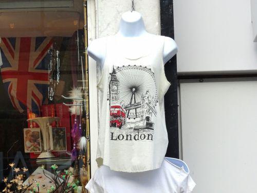 Ladies London Top