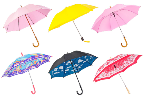 ladies ' umbrella  umbrella  rain