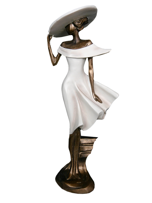 lady figure jewellery