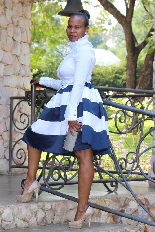 lady lovely fashion