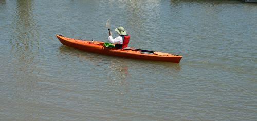 Lady Kayak