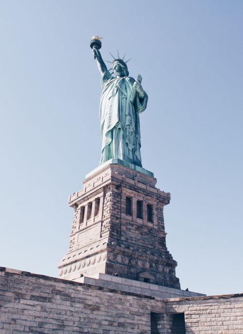 lady liberty liberty island new york