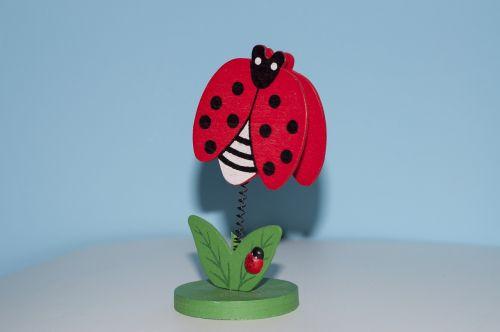 ladybug frame lucky charm