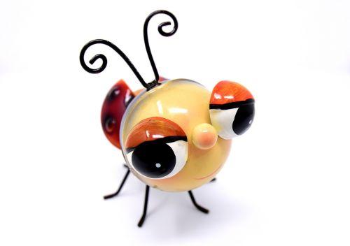 ladybug sheet figure