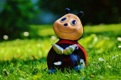 ladybug figure funny