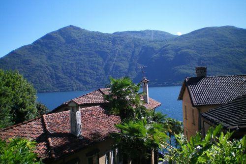 lago maggiore landscape lake