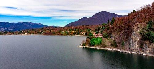 lago maggiore  leggiuno  landscape