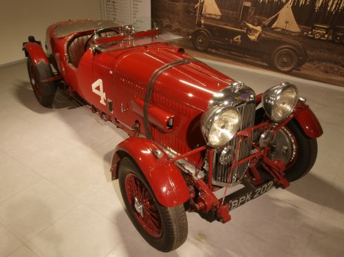 lagonda 1935 car