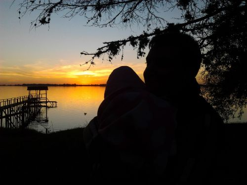 laguna sunset spring