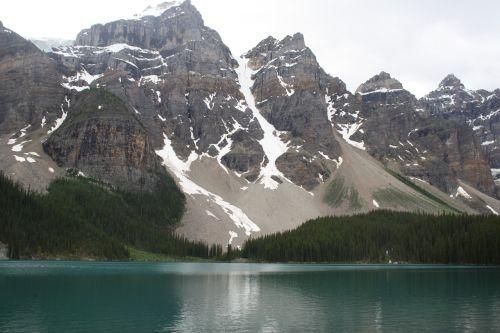 lake canada moraine