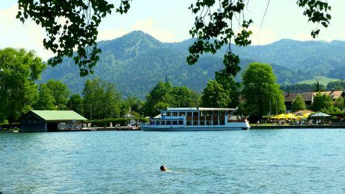 lake bad wiessee bavaria