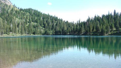lake mountain natural