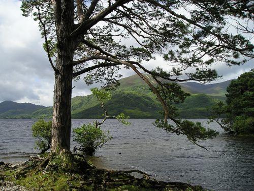 ireland lough lake mysterious