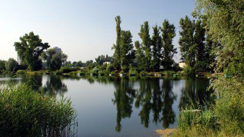 ežeras,atsigavimas,kraštovaizdis,nuotaika,vandens kraštovaizdis,bankas,tylus
