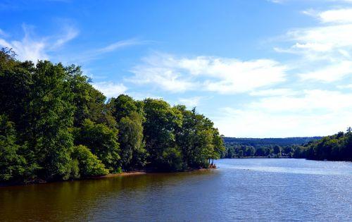 lake water badesee
