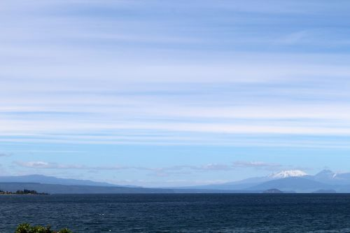 lake taupo new zealand